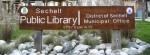 Sechelt Public Library Sign