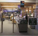 Sechelt Public Library Checkout Counter