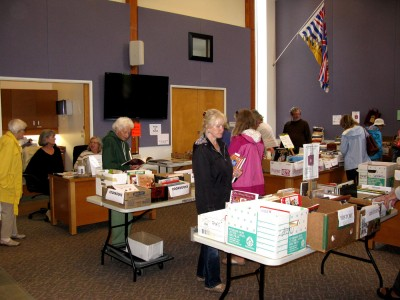 Sandy & Ann Book Sale