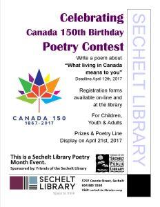 Canada 150 Poetry Contest v2 14.03.17