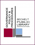 Sechelt Library Policy Manual