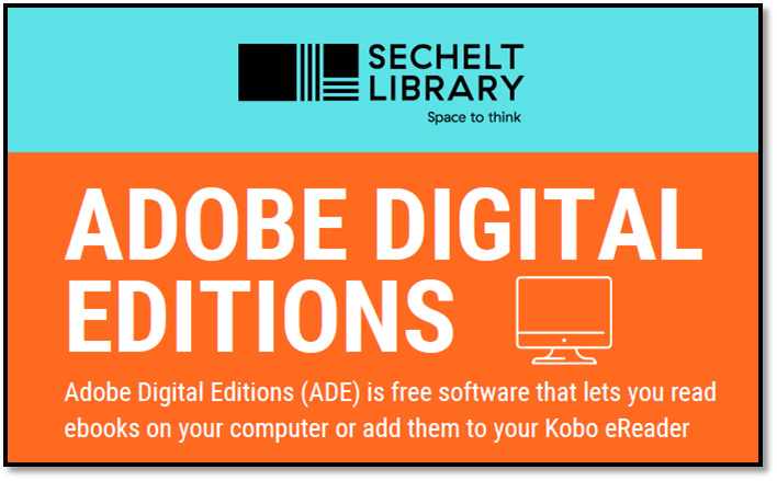 Help reading ebooks on your computer or transferring to a Kobo