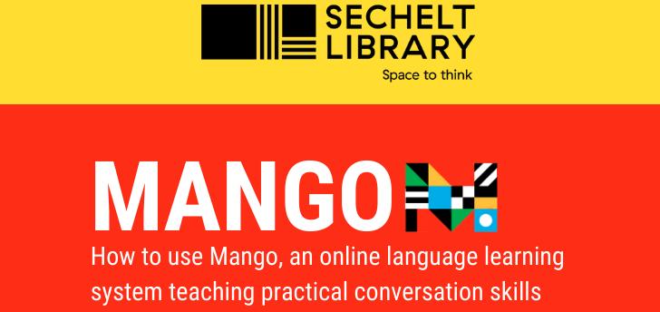 Help accessing Mango