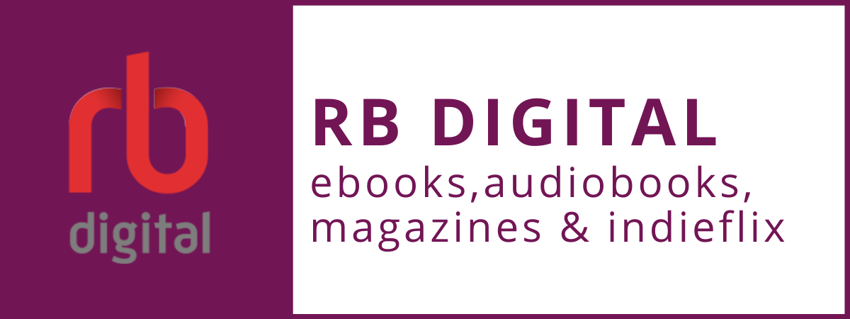 RB Digital - ebooks, audiobooks, magazines & indieflix