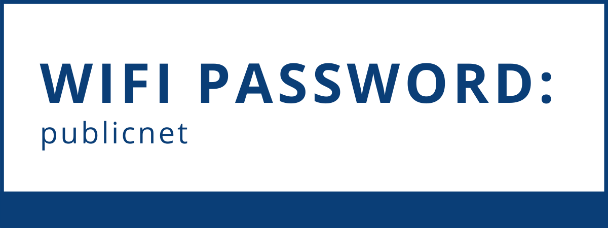Wifi Password - publicnet