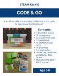 Code & Go STEAM kit