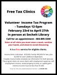 Community Volunteer Income Tax Program - 2021