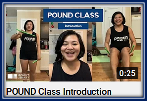 Introduction to POUND Class with MJ Leitner