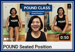 POUND Seated Position