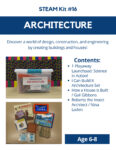 Architecture STEAM Kit