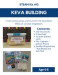 Keva Building STEAM Kit