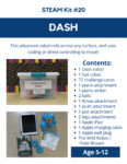 Dash STEAM Kit