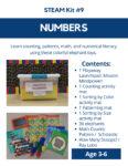 STEAM Kit #9 - Numbers