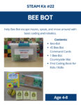 STEAM Kit #22 - Bee Bot