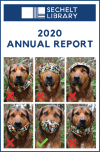 Sechelt Library Annual Report 2020