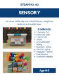 Sensory STEAM Kit
