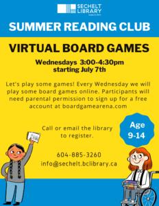 Virtual Board Games