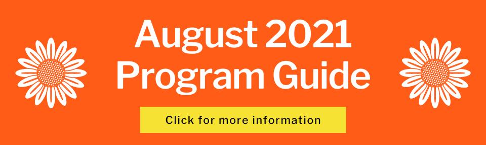 August Program Guide